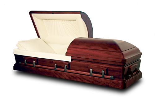 Remington Hardwood Casket